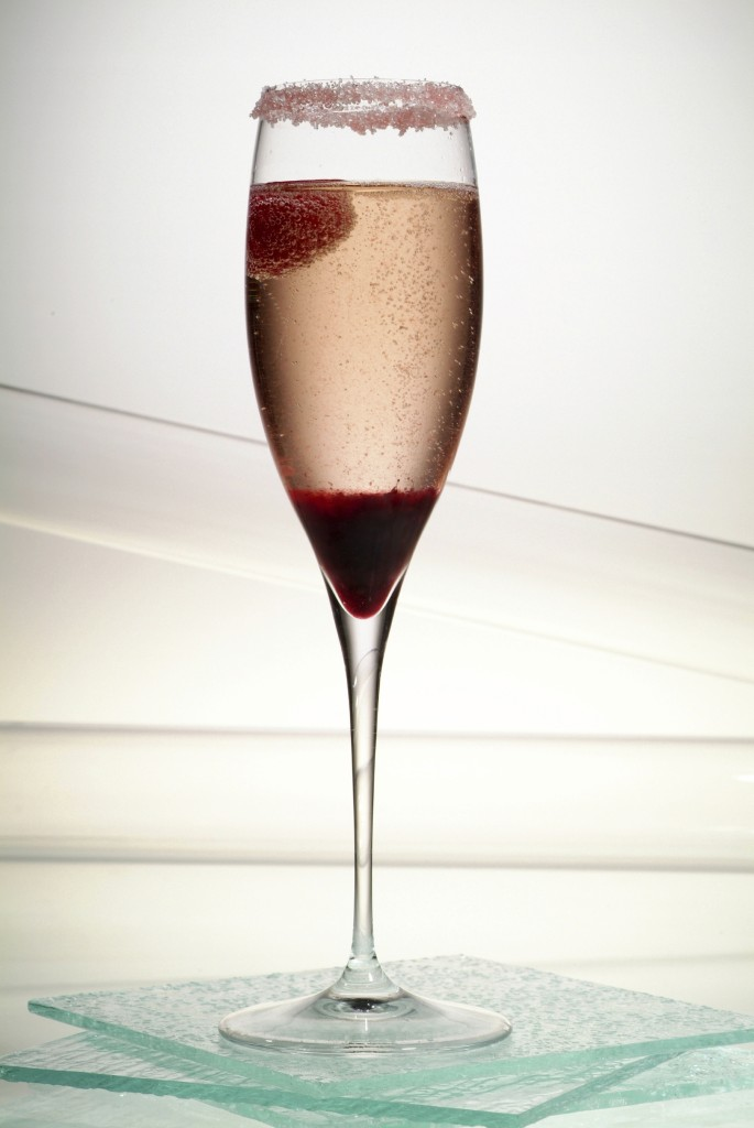 The Sussex - Christmas Bellini