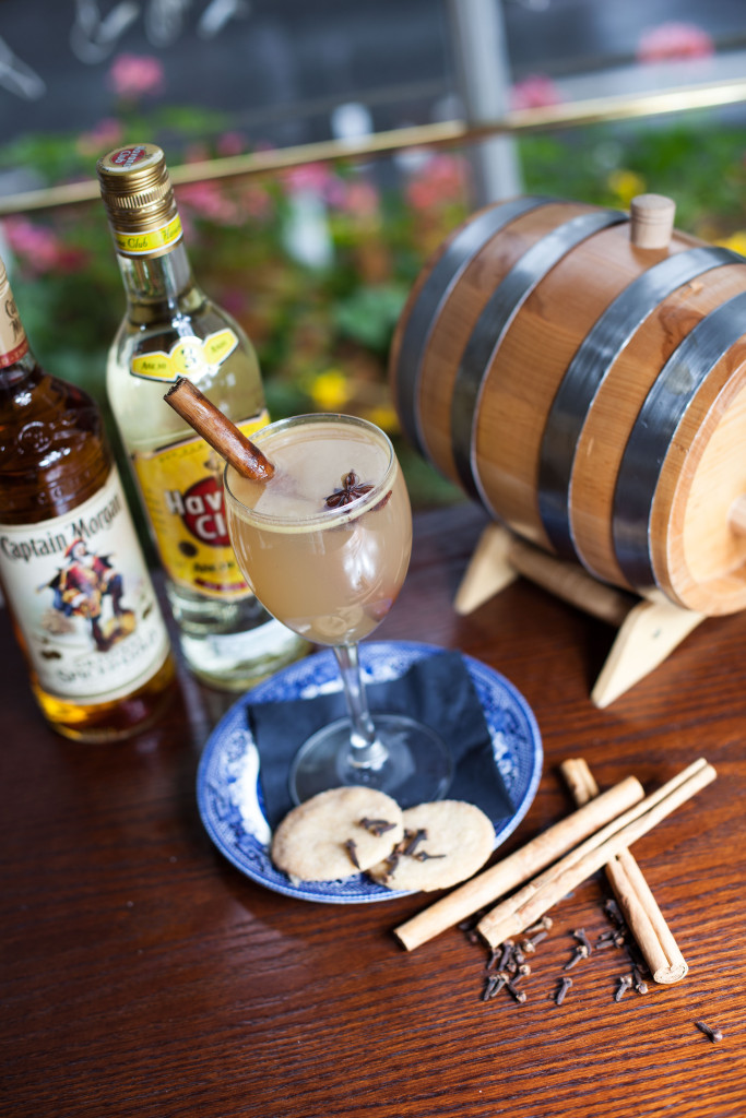 The Sussex Hot Buttered Rum